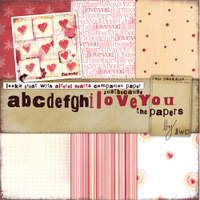 Abcdefghiloveyoupapers_jenwilson